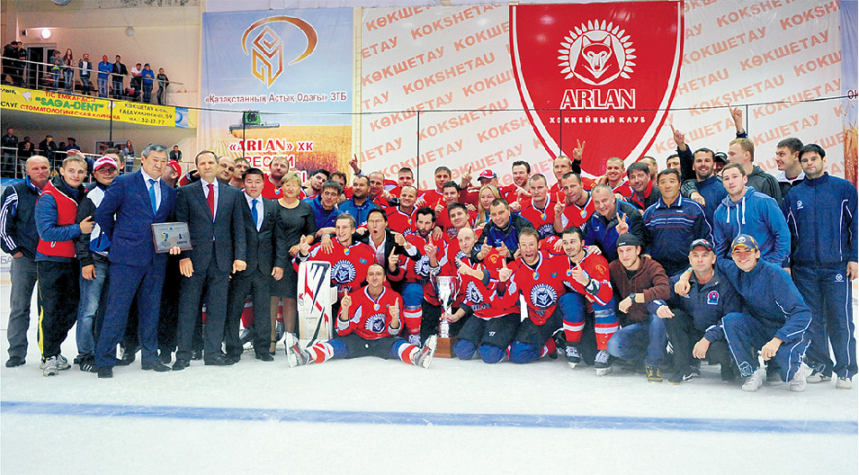 Казахстан в третий раз подряд получил место в финале Континентального кубка