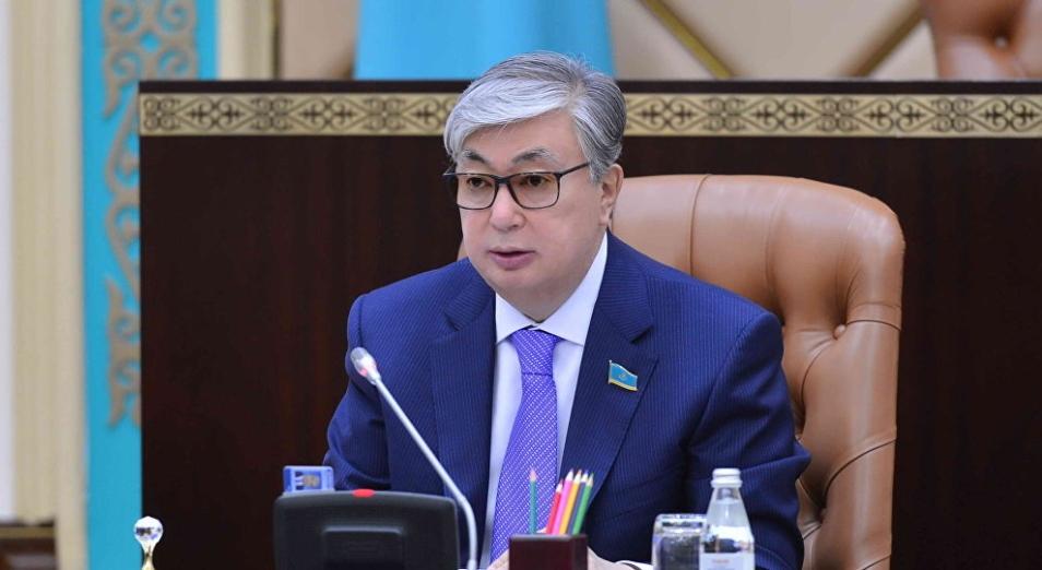 Касым-Жомарт Токаев считает, что надо обеспечить жителей Жанаозена жильем и работой