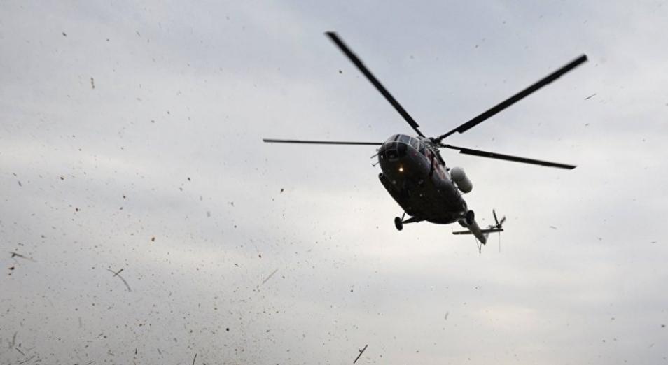 Крушение МИ-8 в Казахстане: перед вылетом вертолет был исправен