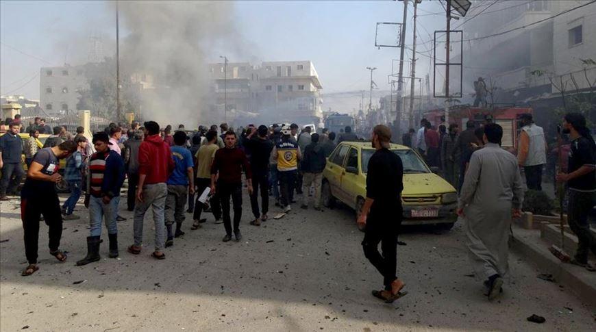 На севере Сирии произошел теракт
