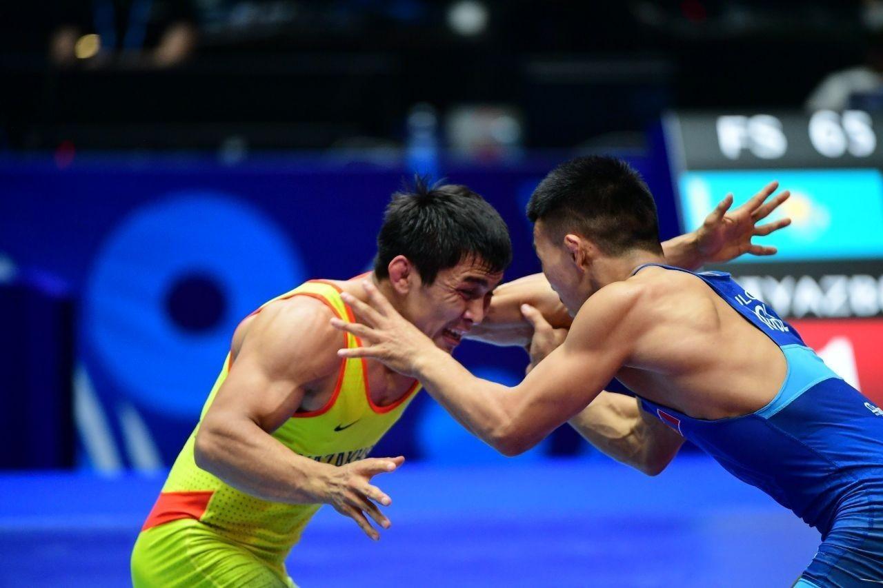 Главный тренер команды Казахстана по вольной борьбе назвал основные цели на 2020 год