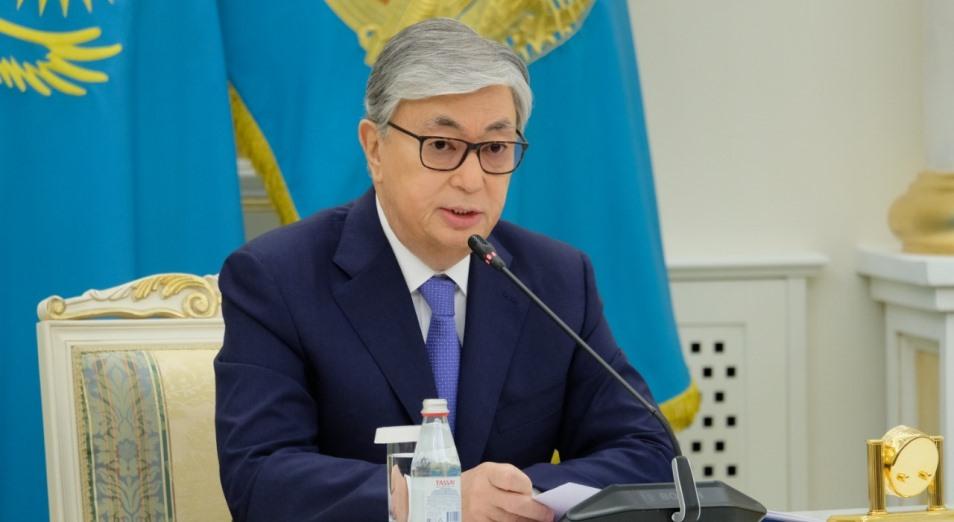 Касым-Жомарт Токаев: Казахстан обязан позаботиться о своих национальных интересах
