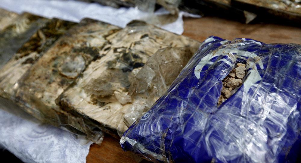 Более 6 тонн наркотиков изъято в ходе операции ШОС