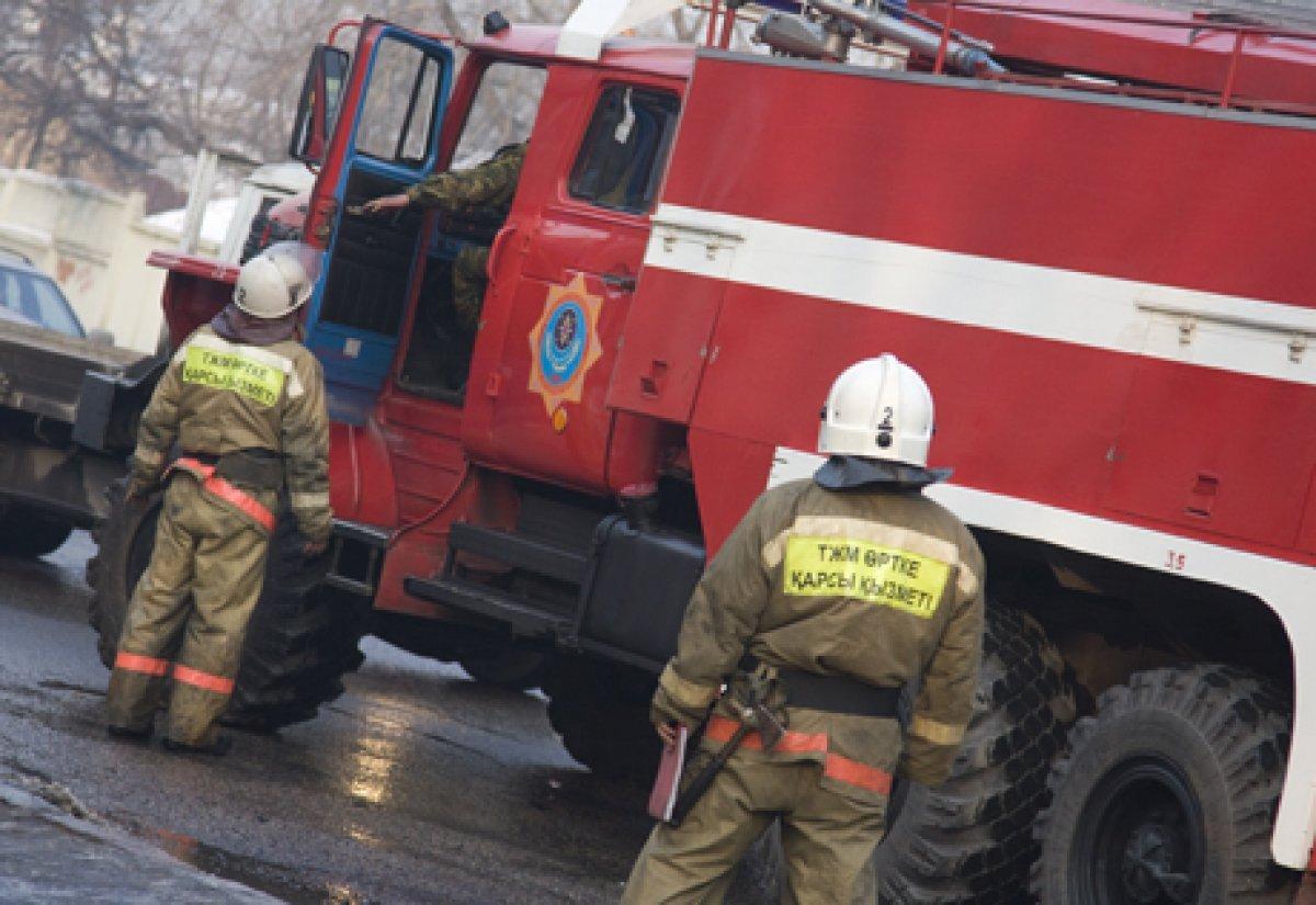 Сельчанин в СКО стал жертвой пожара, вспыхнувшего из-за неисправного газового баллона