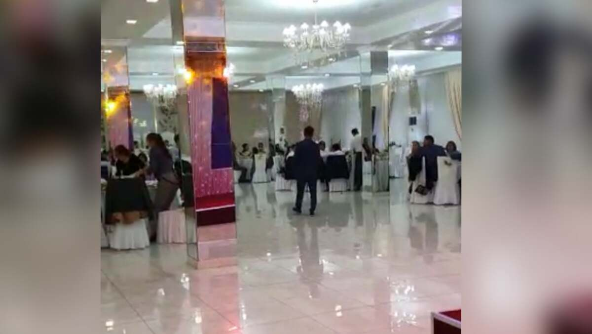 Пышное «Қыз ұзату» проводили в ресторане Нур-Султана