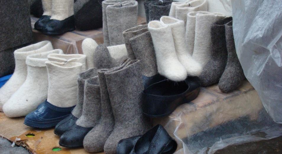 «Сибирские валенки» made in Восточный Казахстан