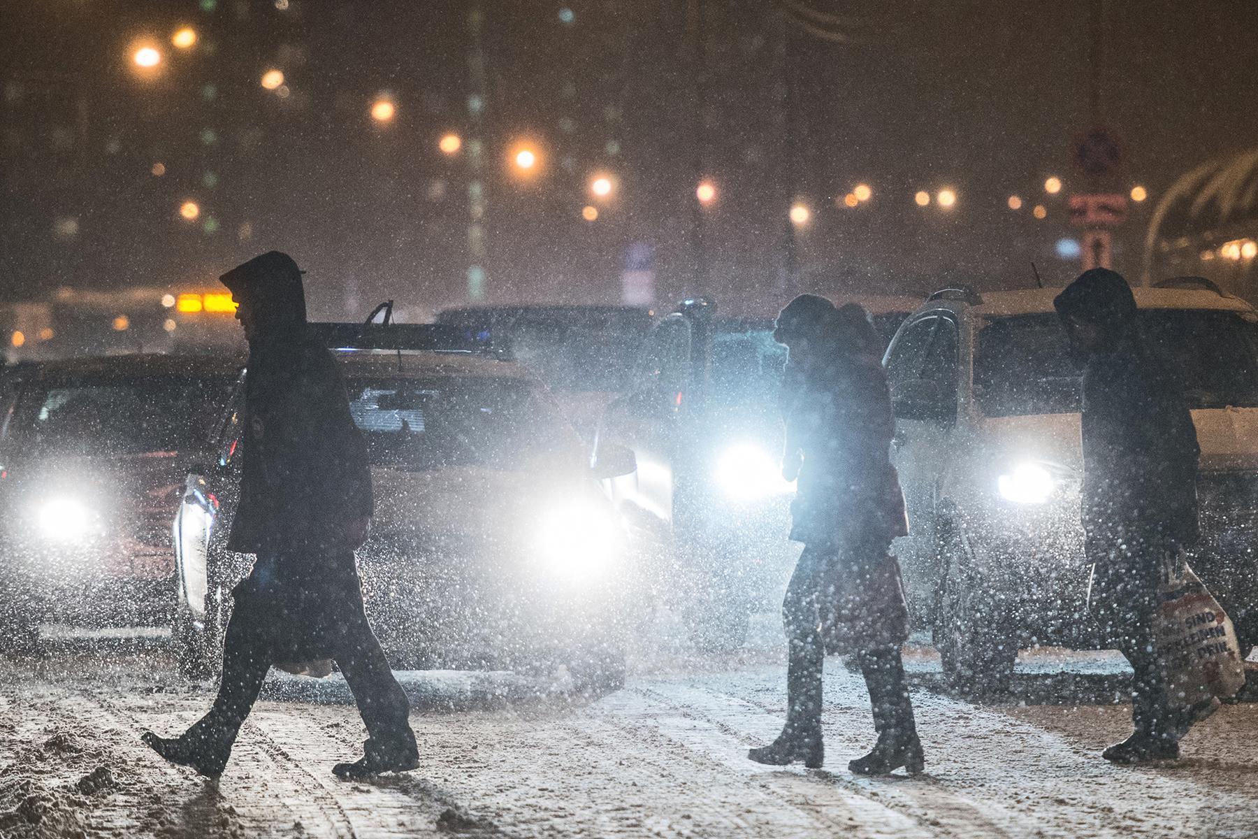 В воскресенье Казахстан накроет непогода