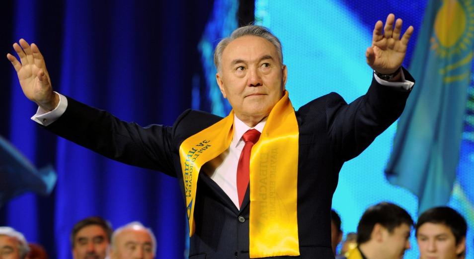 Нурсултан Назарбаев остается в центре событий