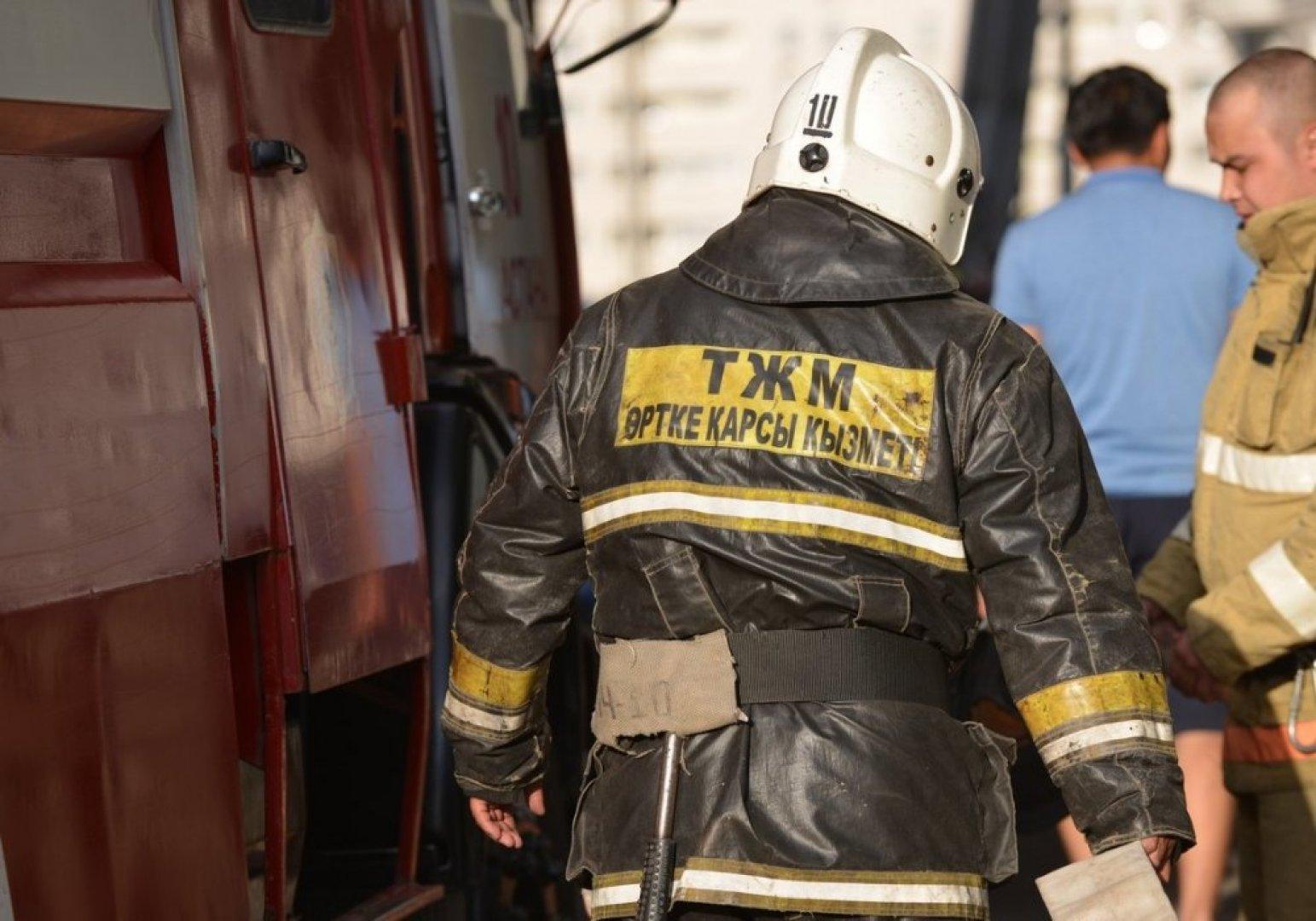 Более 40 человек эвакуированы из-за взрыва газа в многоэтажке Петропавловска