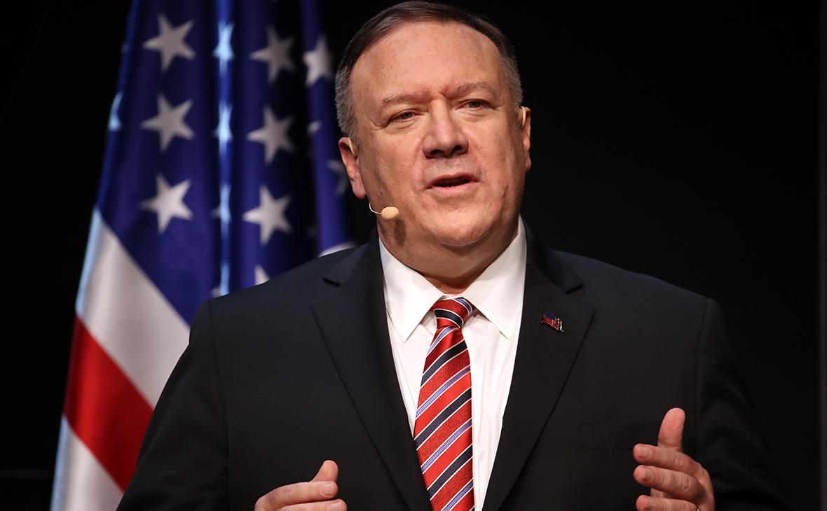 США восстановили санкции ООН против Ирана и готовы наказывать тех, кто этого не сделает – Помпео