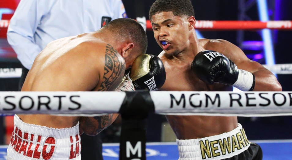 Возвращение бокса: Стивенсон уронил Карабайо