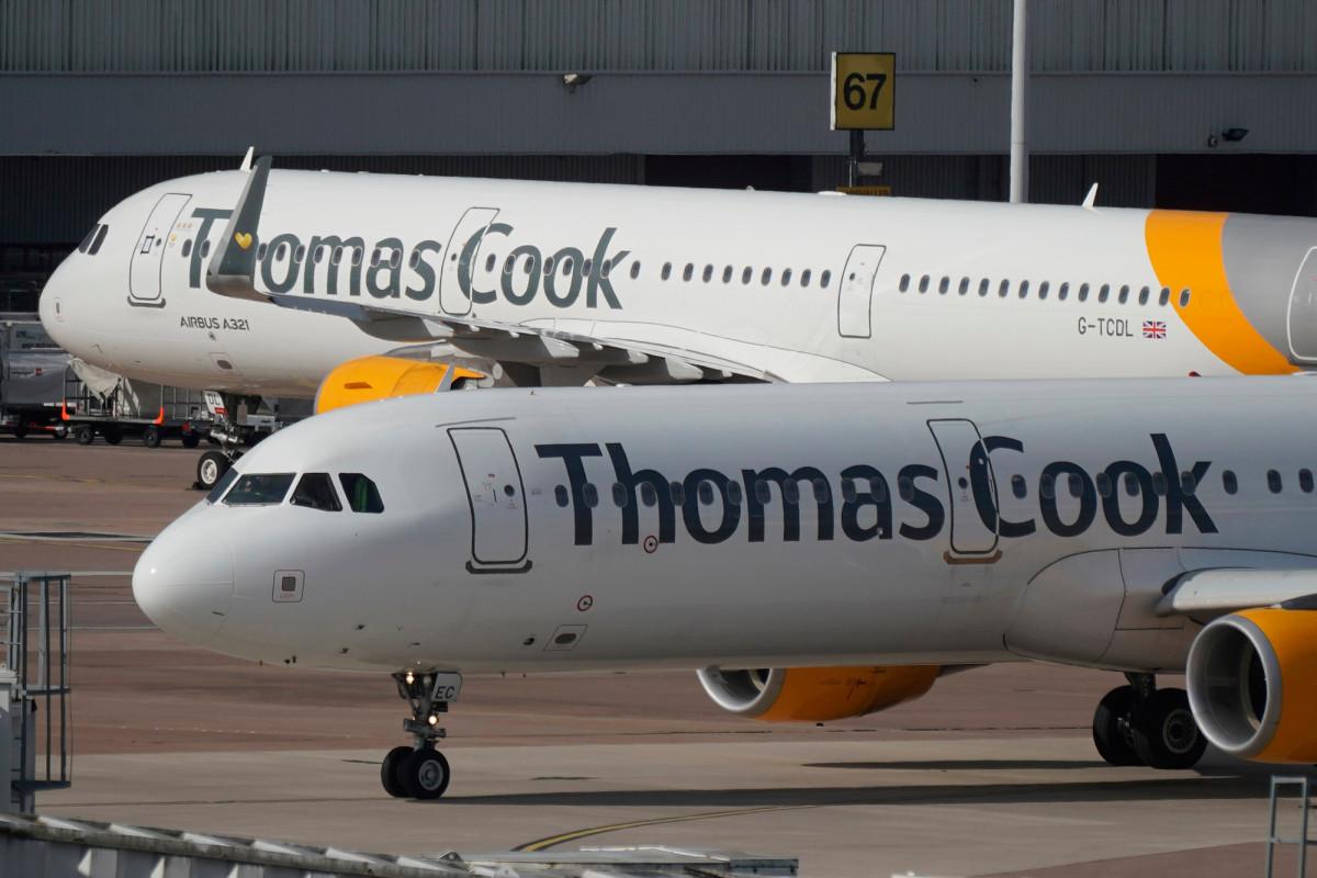 Сотни тысяч туристов по всему миру столкнулись с последствиями банкротства Thomas Cook
