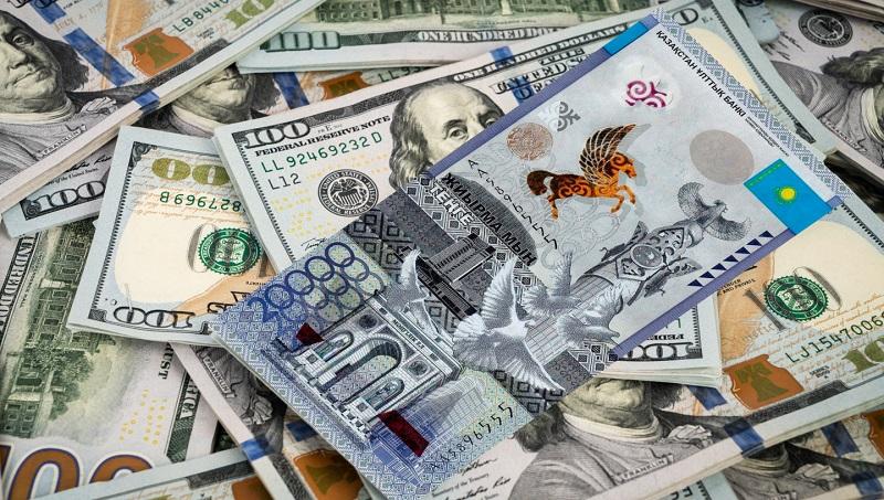 Стоимость доллара на KASE выросла до пятимесячного максимума