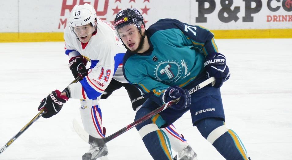 Регулярка ВХЛ: в плей-офф будет только «Сарыарка»