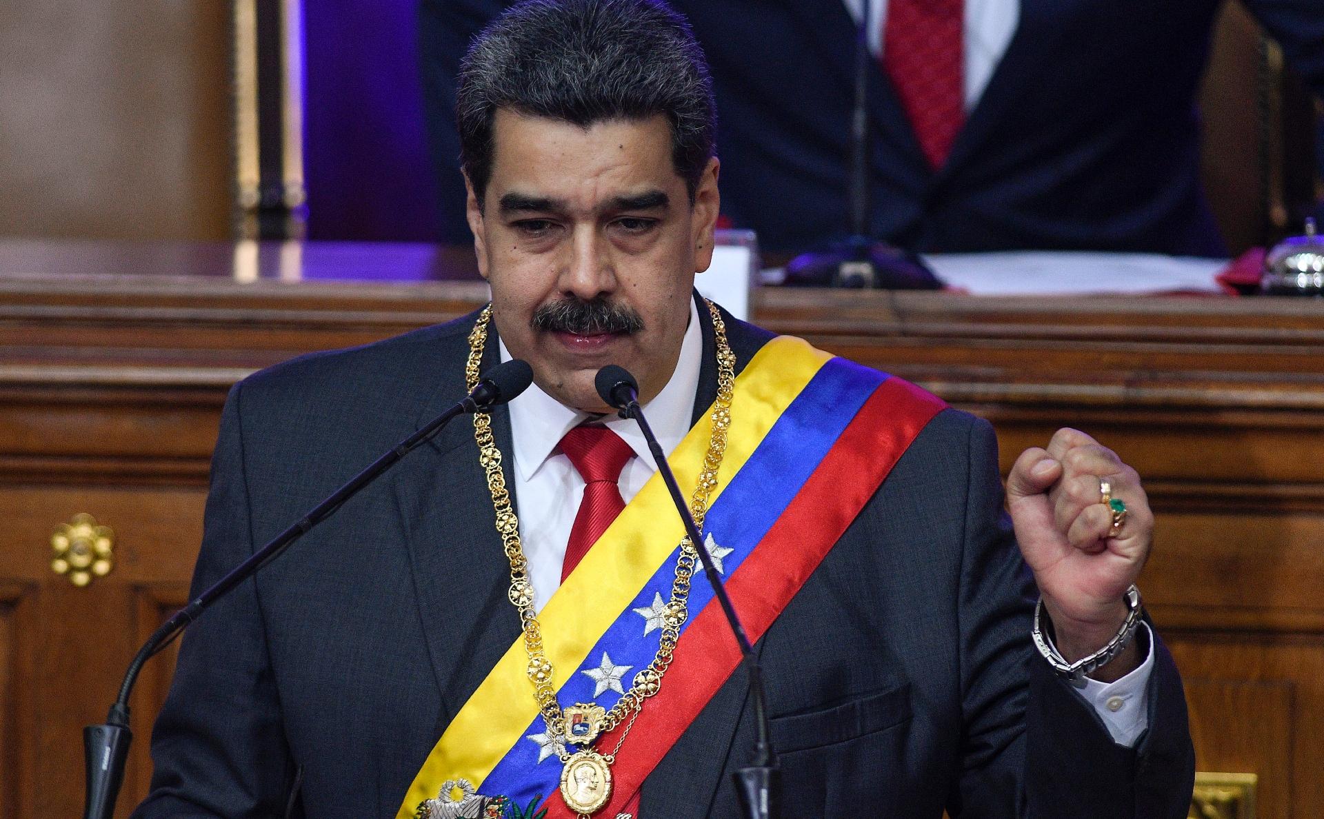 Мадуро заявил, что Венесуэла всегда готова начать диалог с администрацией США