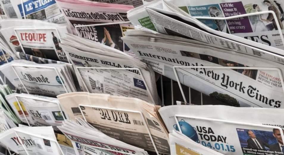 Обзор зарубежных новостей за неделю от Bloomberg