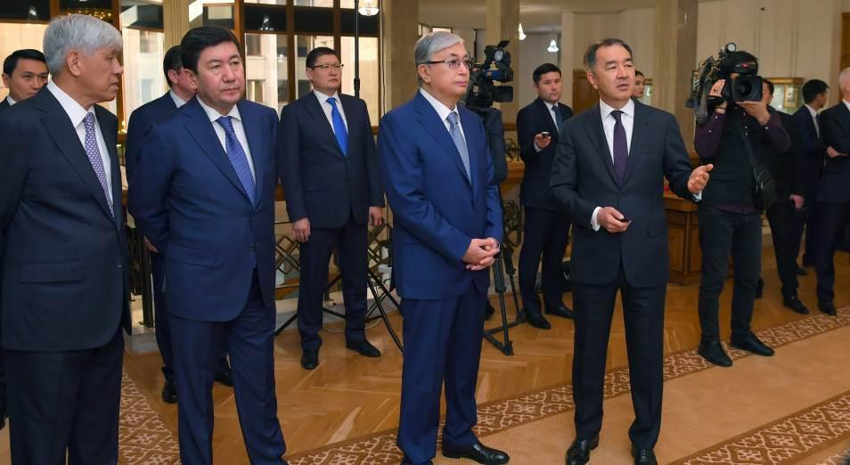 Главное из совещания Касым-Жомарта Токаева в Алматы: что поручил и за что отругал