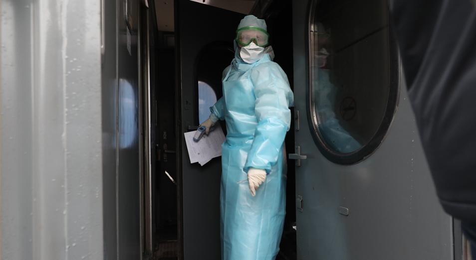 О санитарном контроле в поездах