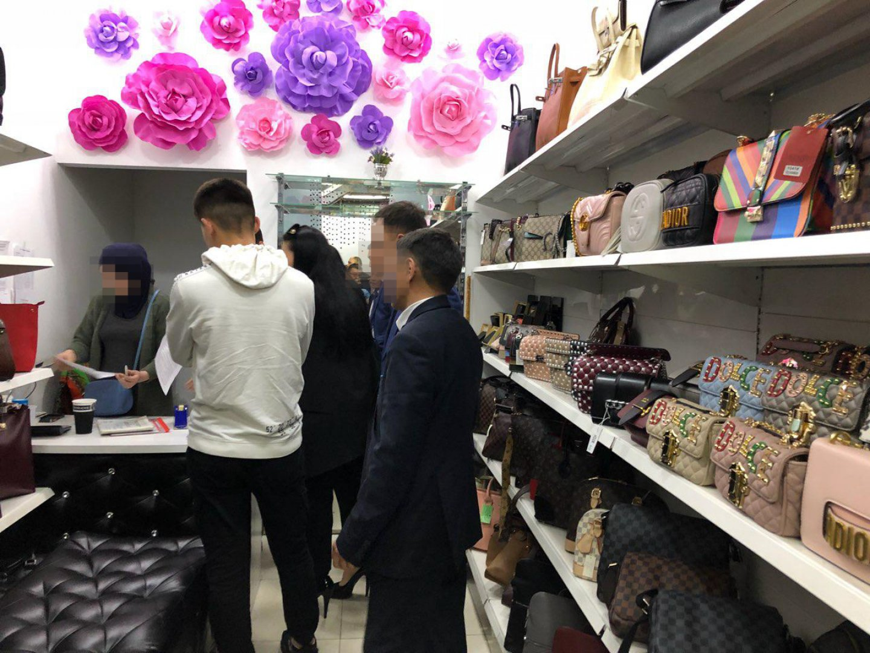 В Алматы в 2018 году изъяли из оборота поддельных товаров почти на 13,3 млн тенге