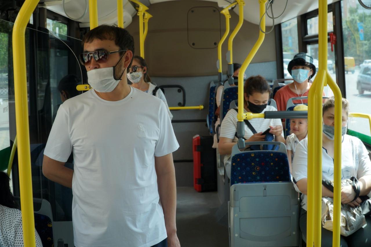 В Нур-Султане пригрозили приостановить движение общественного транспорта
