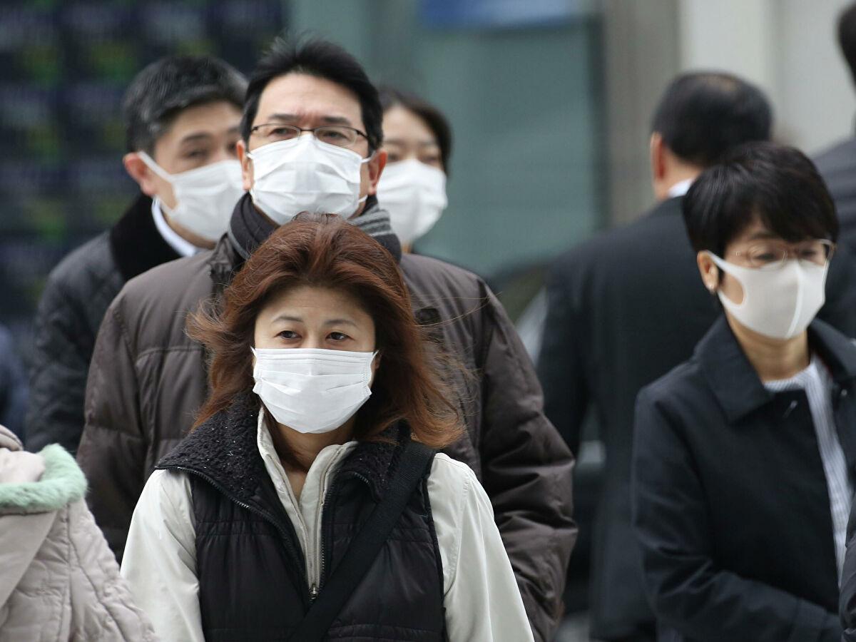 В Токио растет число заразившихся коронавирусом