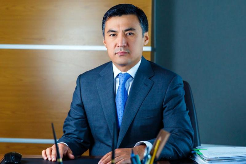 Вице-министром энергетики вновь стал Асет Магауов