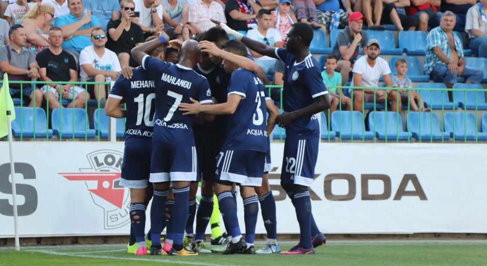 Лига Европы: лучше всех на выезде сыграл «Ордабасы»