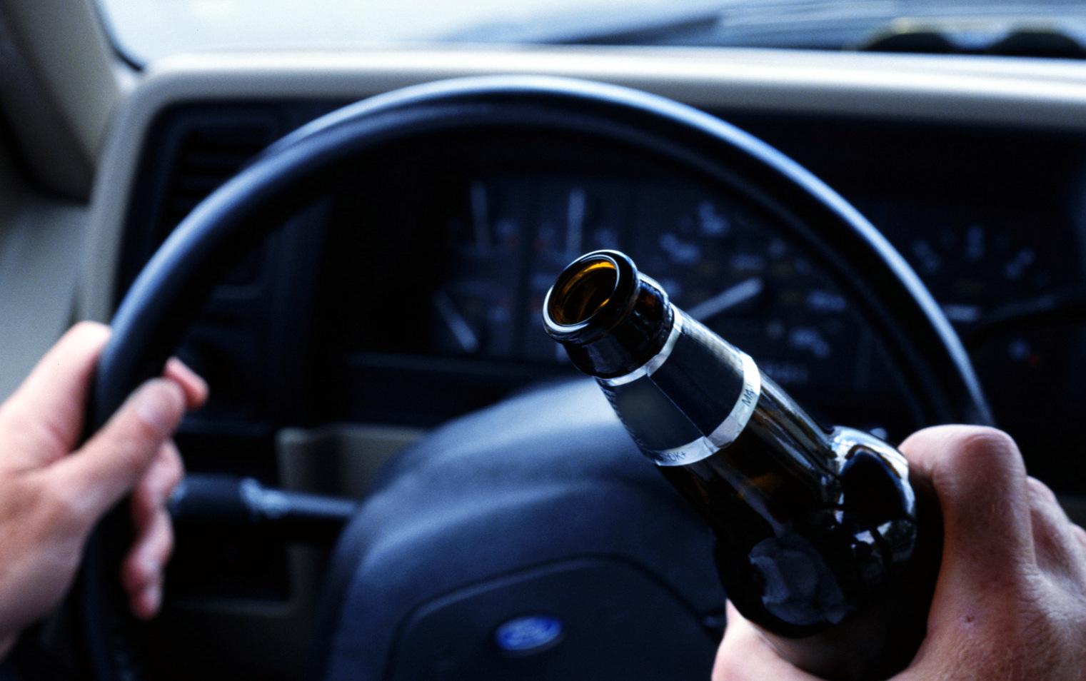 В Алматы за два дня лишил прав 13 нетрезвых водителей