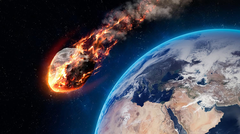 Астероид размером в футбольное поле пронесся в 4 млн км от Земли