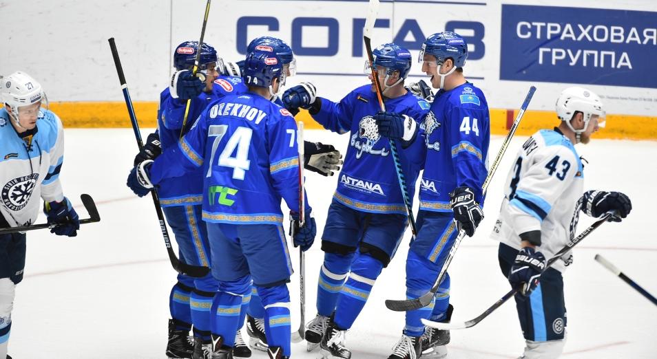 Скабелка о втором раунде плей-офф КХЛ: «Сибирь» – тяжелый соперник»