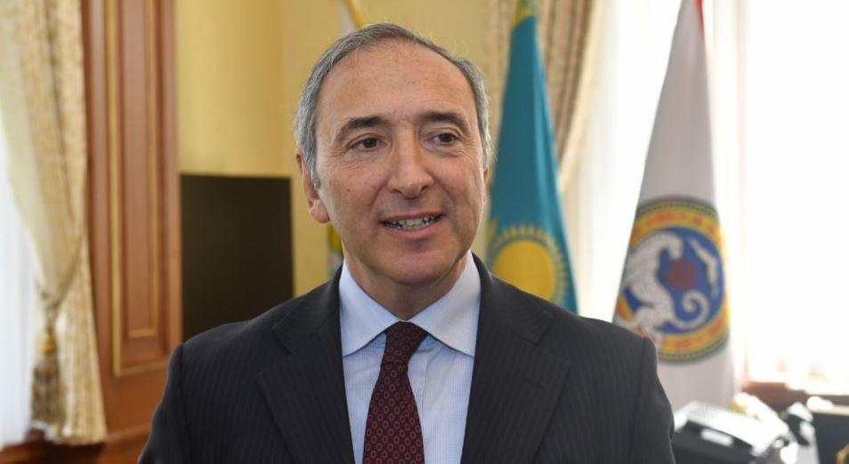 Посол Италии в Казахстане: «Сказанное в столице должно соответствовать позиции в регионах» – Паскуале Д'Авино