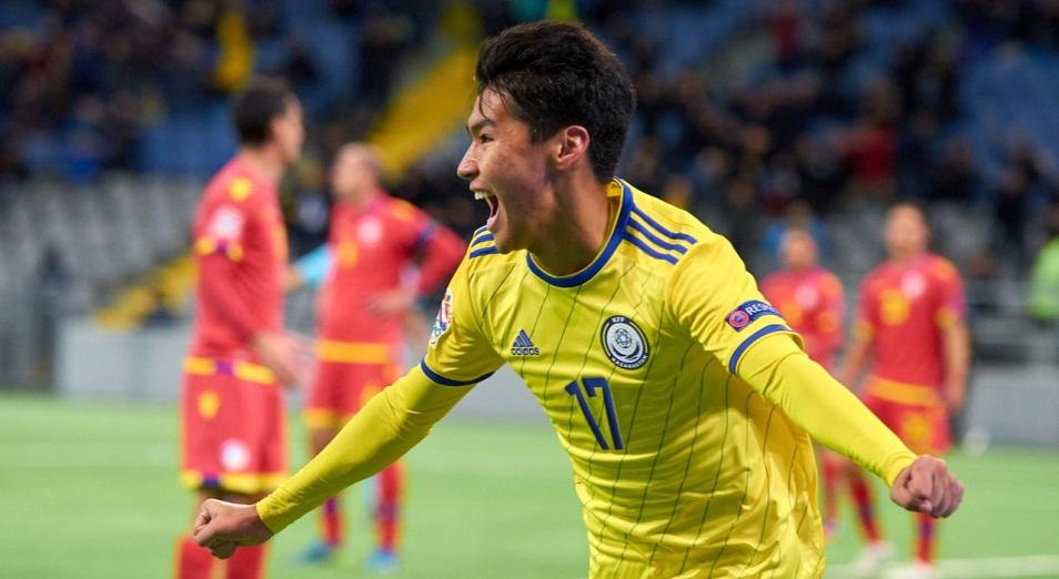 Лига наций: атаку сборной Казахстана прорвало слишком поздно
