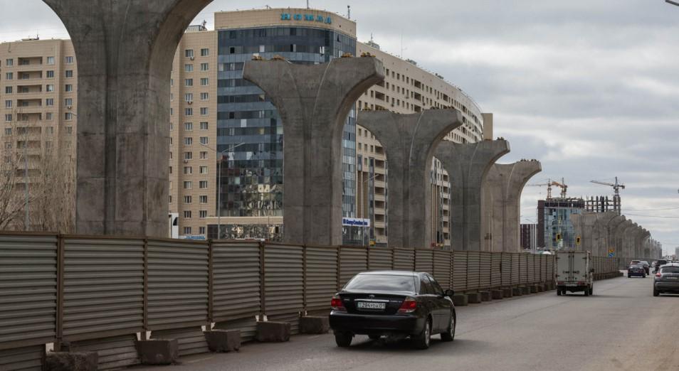 Счетный комитет рекомендует правительству не завершать реализацию проекта «Астана LRT»