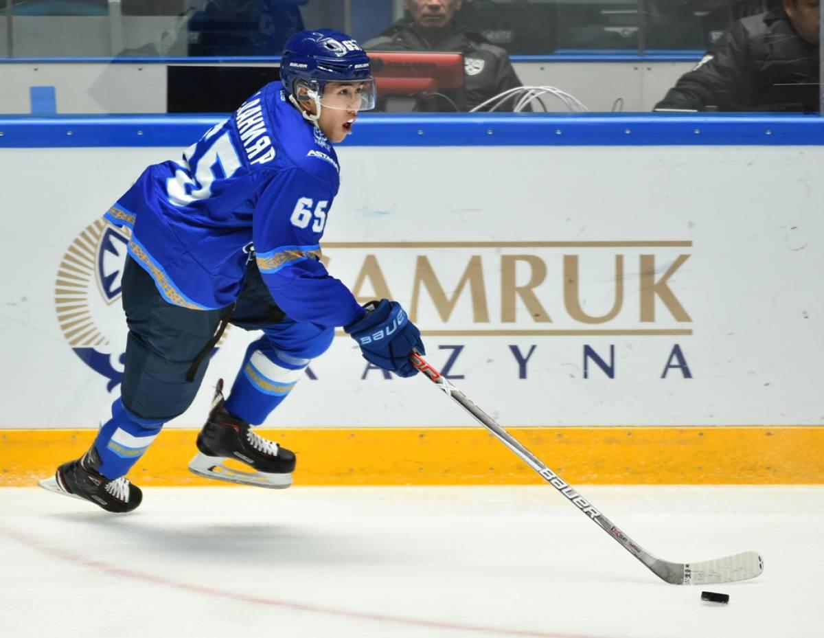 Определили трёх лучших игроков сборной Казахстана на МЧМ-2019