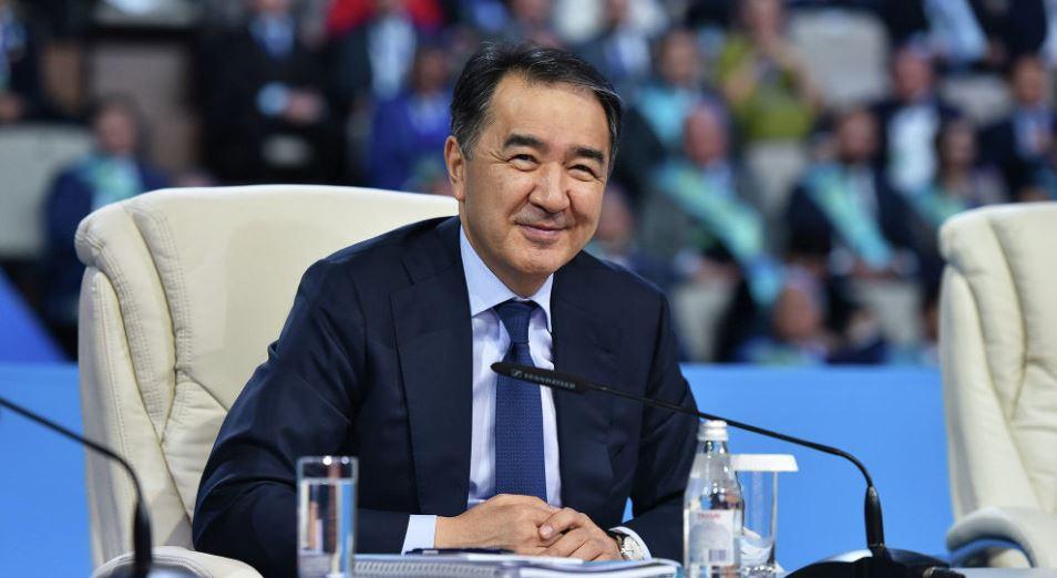 Акимом Алматы назначен политический тяжеловес