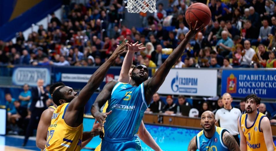 Единая Лига ВТБ: «Астана» в двух победах от плей-офф