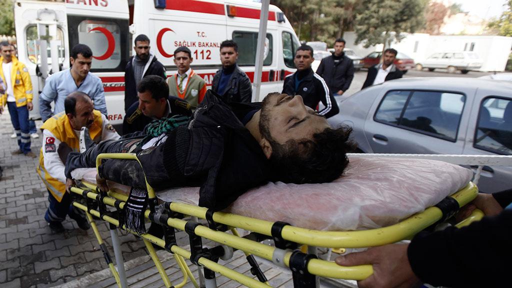 В ДТП с грузовиком в Турции погибли около 20 нелегальных мигрантов