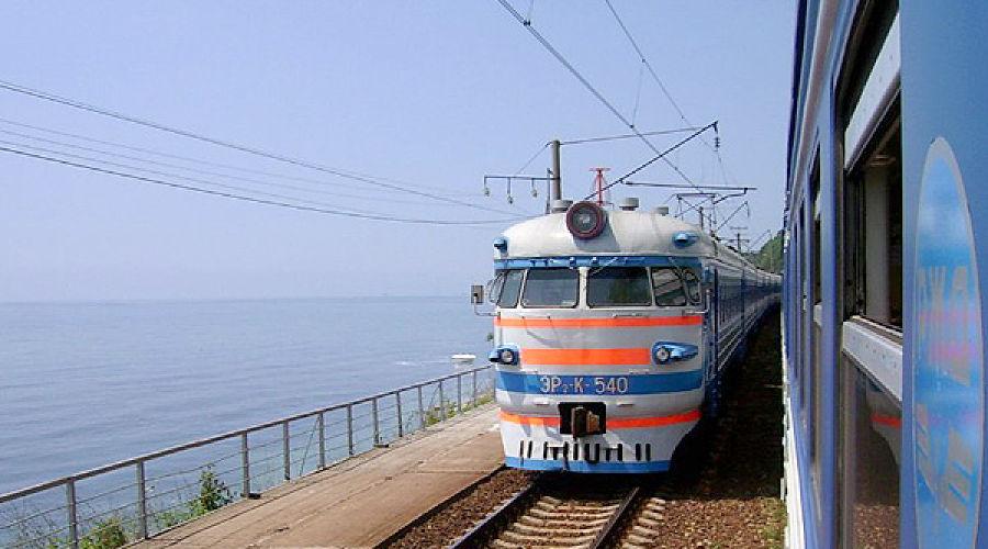 """""""РЖД"""" может запустить поезд из Новосибирска до казахстанского курорта Алаколь"""