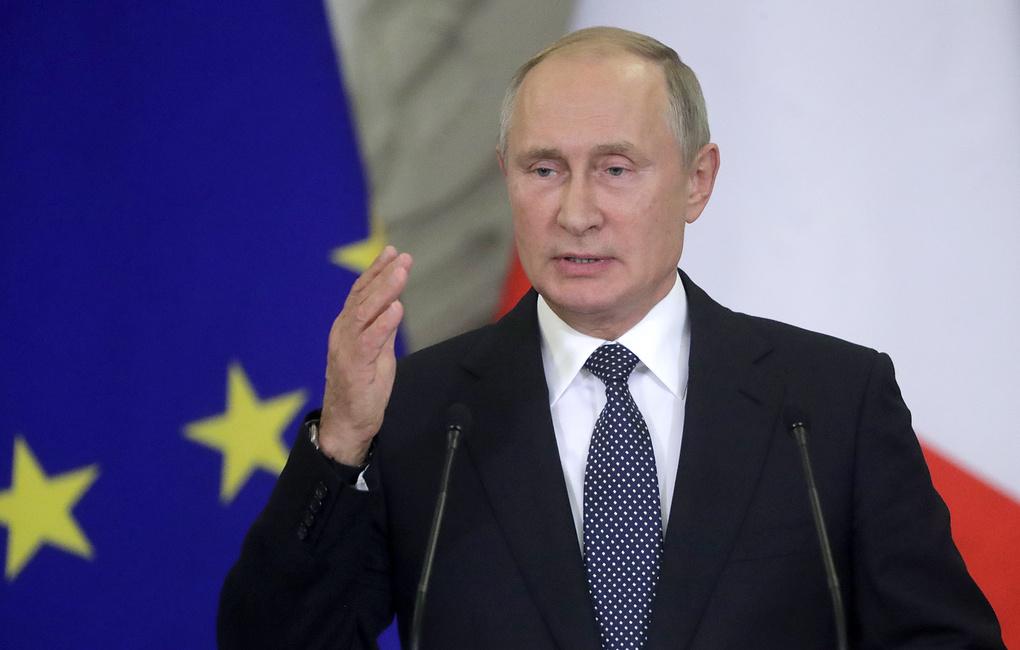 Путин: Россия ответит зеркально, если США поставят ракеты в Европу
