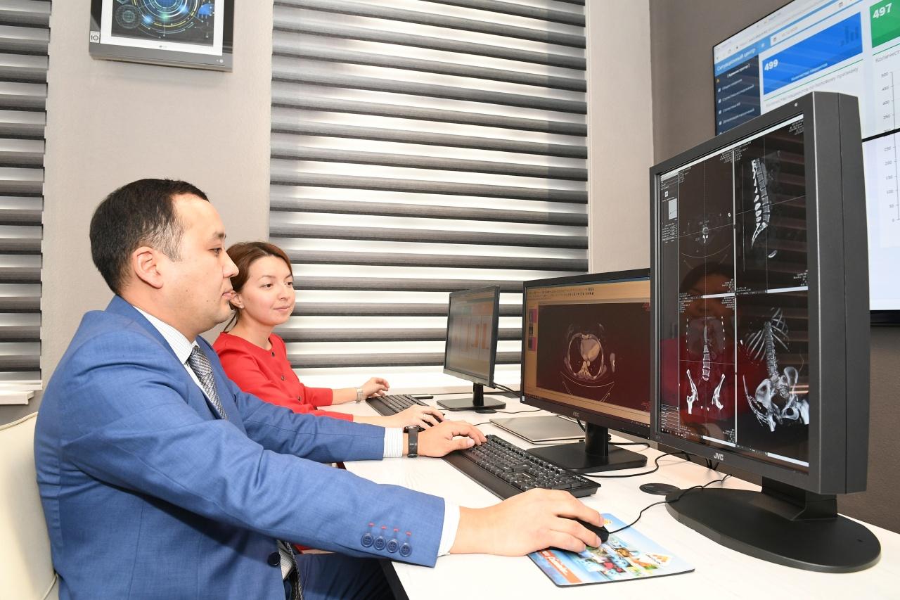 В Талдыкоргане открыли передовой центр ранней диагностики онкозаболеваний