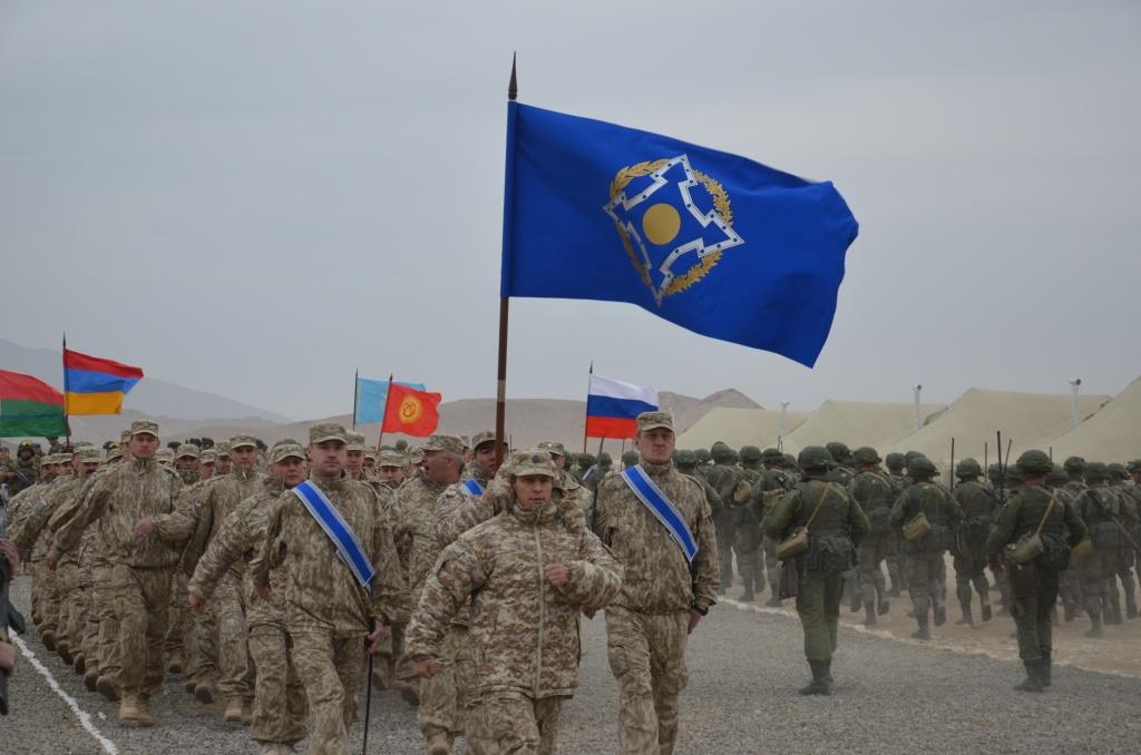 Страны ОДКБ впервые приняли совместный план применения войск