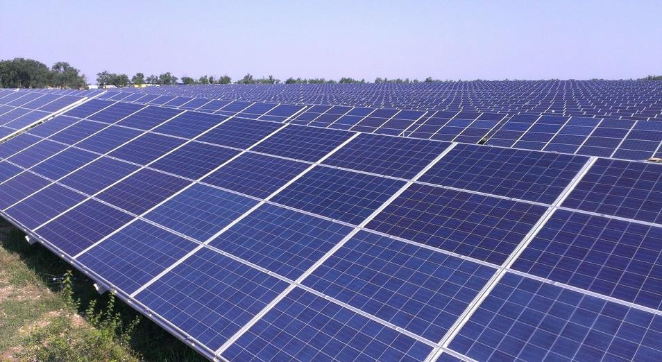 Крупнейшую в ЦА солнечную электростанцию сдадут ко Дню индустриализации