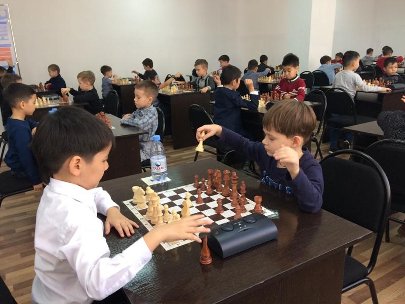 В Павлодаре проходит Чемпионат страны по шахматам