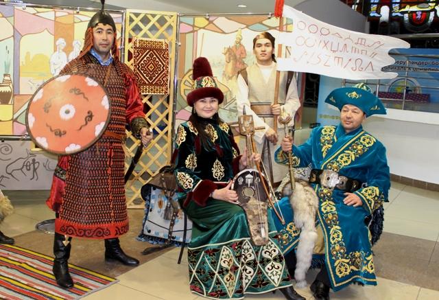 Чапан Абылай хана воссоздали музейщики Павлодара