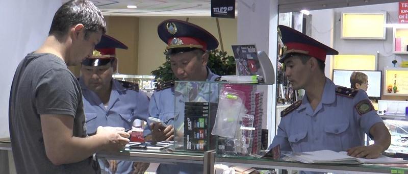 За скупку краденых телефонов штрафуют продавцов в СКО