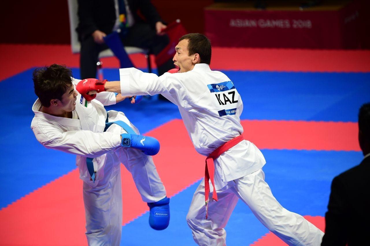 Дархан Асадилов завоевал бронзовую медаль на чемпионате мира по карате