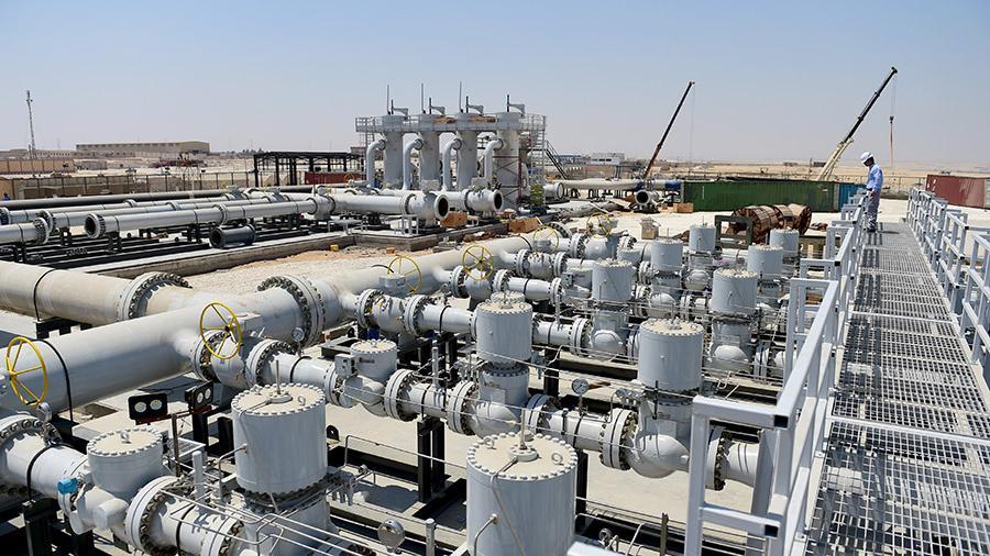 Египет прекращает импорт газа из-за рубежа