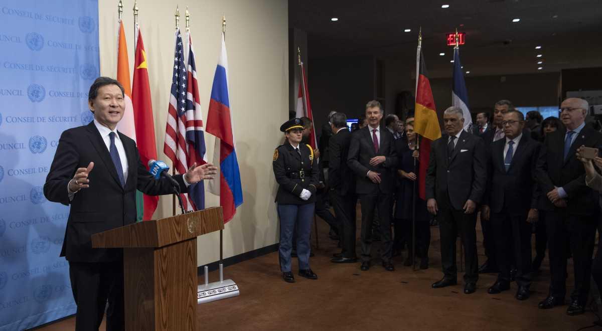 В Совете безопасности ООН введена новая традиция по инициативе Казахстана