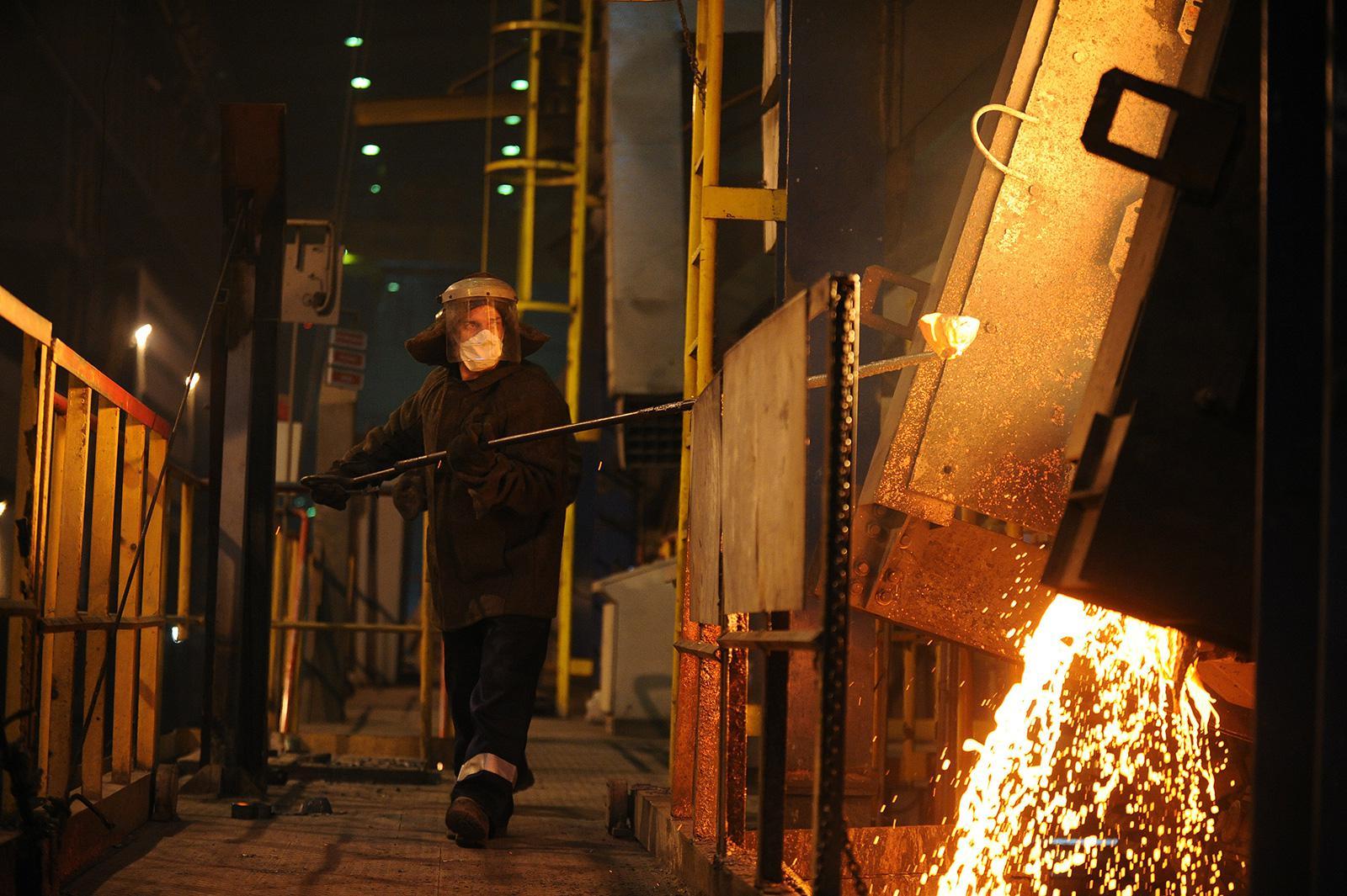 В 2019 году начнется строительство Карагандинского завода комплексных сплавов