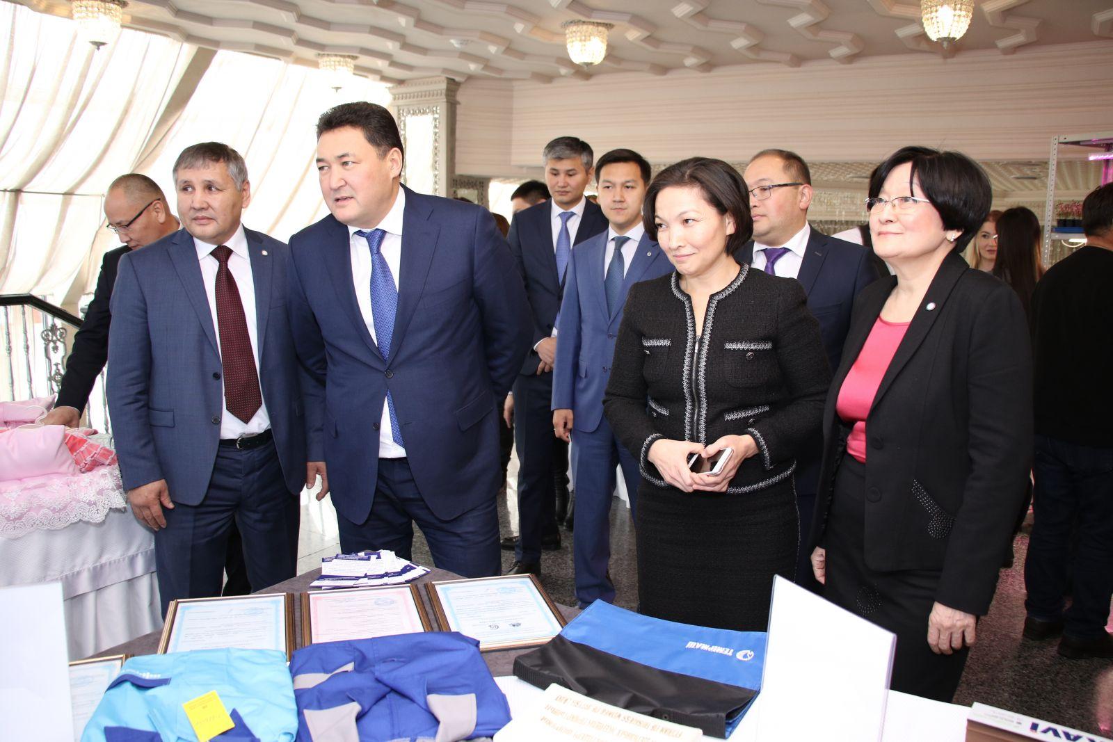 В Павлодарской области запущено 113 проектов женского предпринимательства в 2018 году